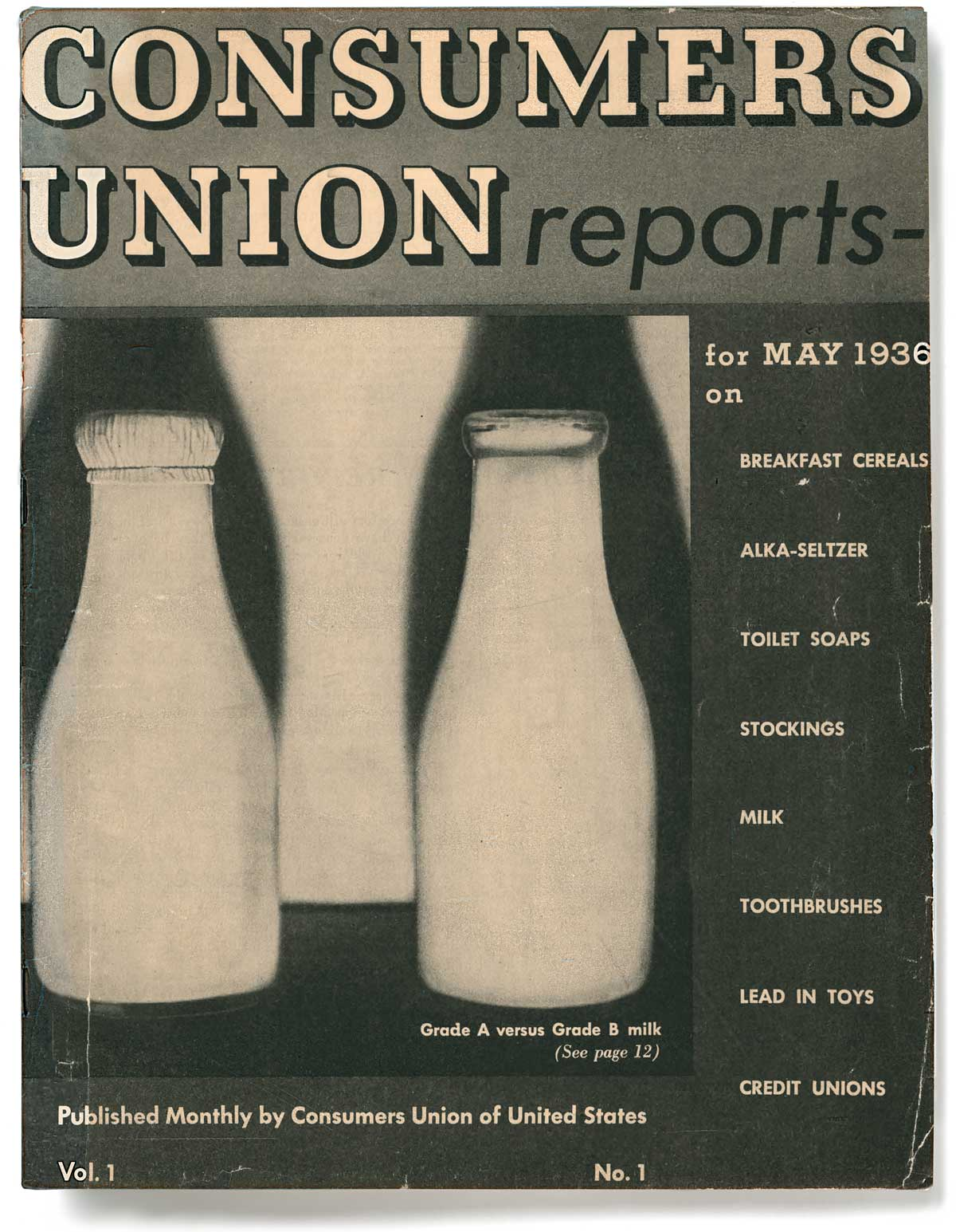 美国《消费者报告》简史