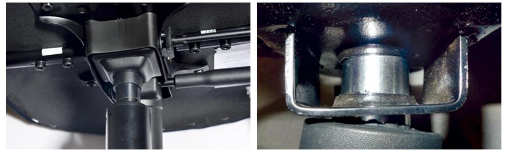 座椅的气压棒