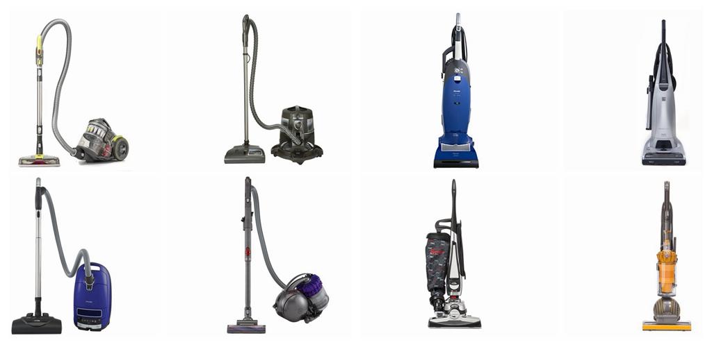 选哪种吸尘器?